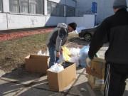 31 марта сдано 5 900 кг макулатуры.