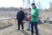 Весенний сезон восстановления леса открыт!