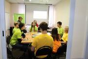 """Проект """" Культурный капитал города""""- Молодежный Банк Идей в действии."""